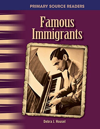 9781480721494: Famous Immigrants (library bound) (Social Studies Readers)