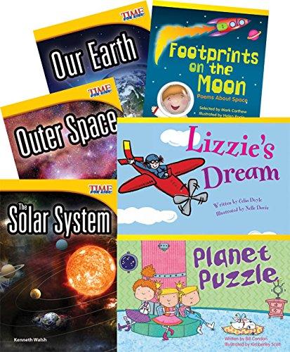 9781480722255: Space Adventures Set (Teacher Created Materials Library Set)