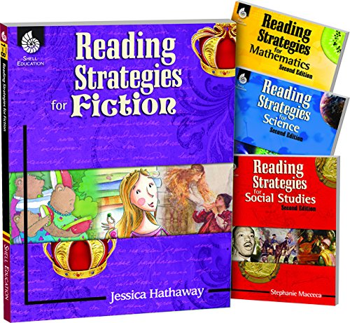 9781480722897: Reading Strategies for the Content Areas Set (Reading Strategies for the Content Areas and Fiction)