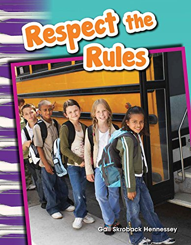 9781480726161: Respect the Rules! (library bound) (Social Studies Readers : Content and Literacy)