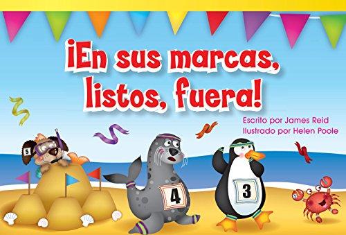9781480729926: ¡En sus marcas, listos, fuera! (Ready, Set, Go!) (Spanish Version) (Fiction Readers) (Spanish Edition)