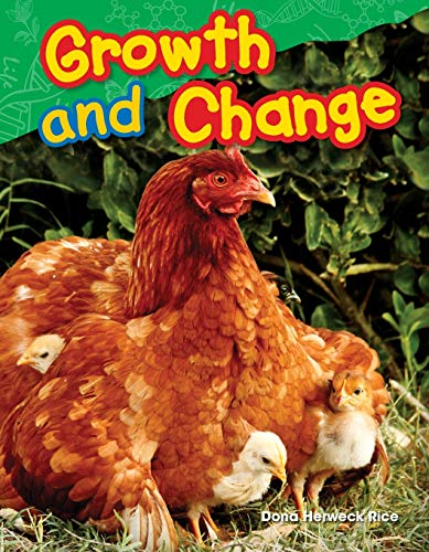 9781480745629: Growth and Change (Science Readers: Content and Literacy)