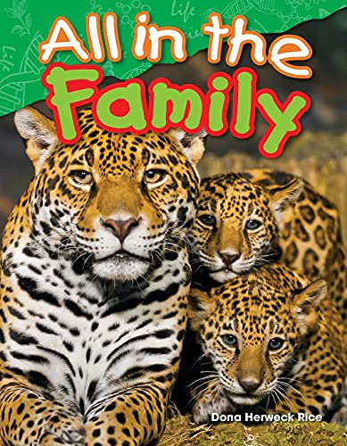 9781480745636: All in the Family (Science Readers: Content and Literacy)