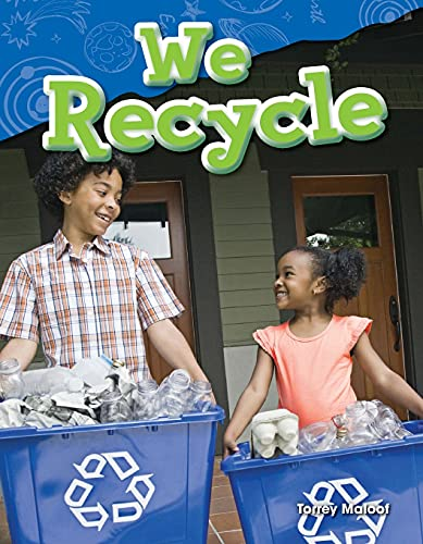 9781480745735: We Recycle (Science Readers: Content and Literacy)