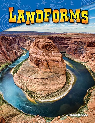 9781480746084: Landforms (Science Readers: Content and Literacy)