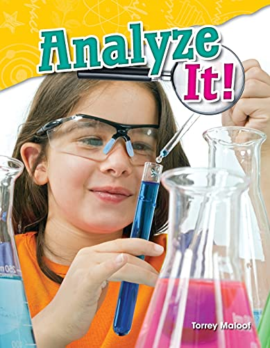 9781480746138: Analyze It! (Science Readers: Content and Literacy)