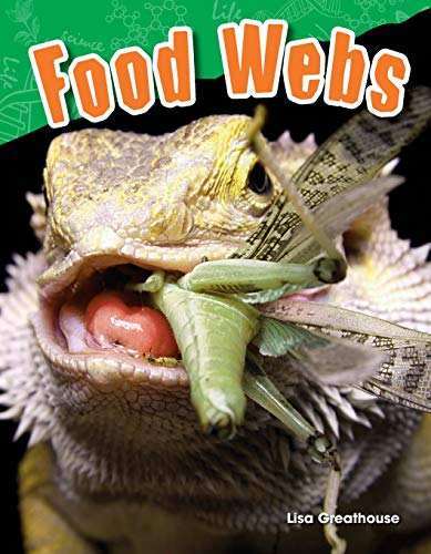 9781480746381: Food Webs (Science Readers: Content and Literacy)
