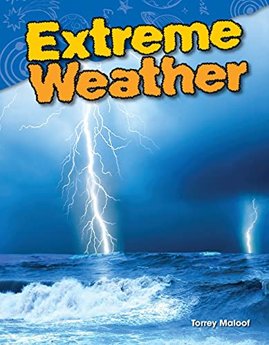 9781480746473: Extreme Weather (Science Readers: Content and Literacy)