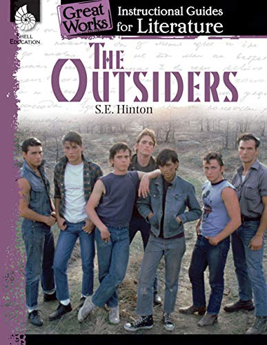 9781480781337: An Instructional Guide for Literature: The Outsiders