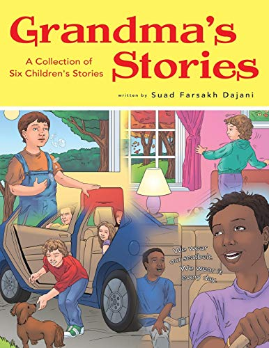 9781480800496: Grandma's Stories: A Collection of Six Children's Stories