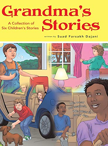 9781480800519: Grandma's Stories: A Collection of Six Children's Stories
