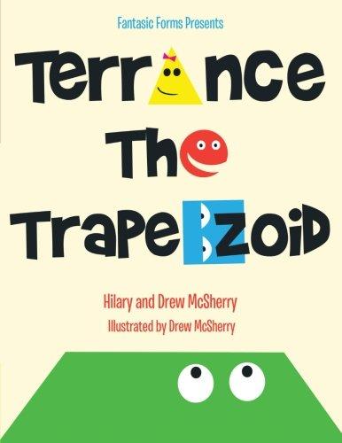 9781480801318: Terrance The Trapezoid