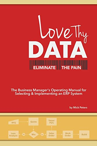 9781480806184: Love Thy Data: & Eliminate the Pain