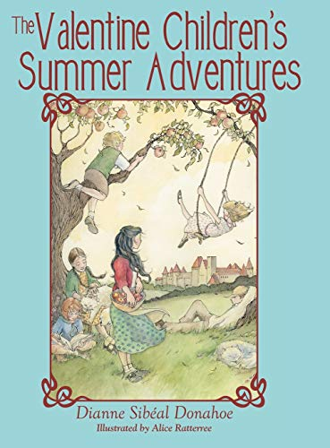 9781480817319: The Valentine Children's Summer Adventures
