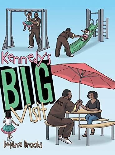 9781480817845: Kennedy's Big Visit