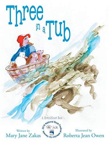9781480820548: Three in a Tub: A Stretch2Smart Book