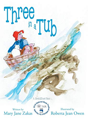 9781480820555: Three in a Tub: A Stretch2Smart Book