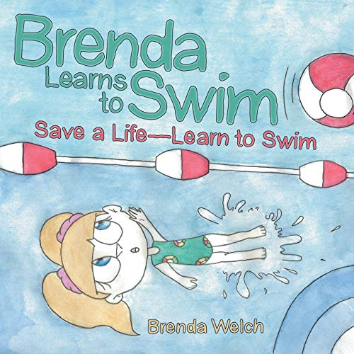 9781480825413: Brenda Learns to Swim: Save a Life-Learn to Swim