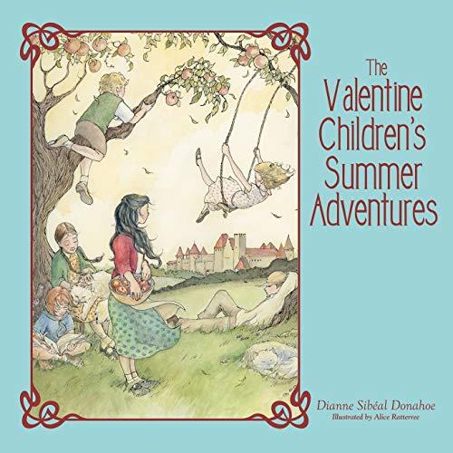 9781480839885: The Valentine Children's Summer Adventures
