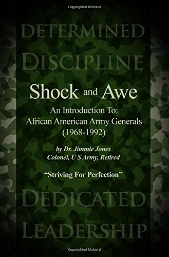 9781480912779: Shock and Awe: An Introduction To: African American Army Generals (1968-1992)
