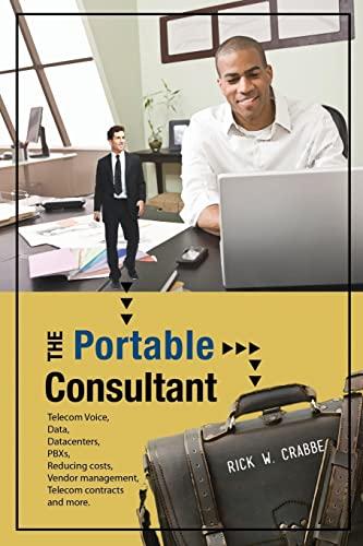9781480962408: The Portable Consultant