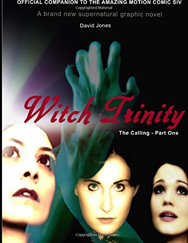 9781481003889: Witch Trinity: The Calling - Part One (Witch Trinity - Graphic Novels) (Volume 1)