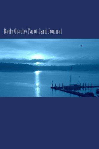 9781481005319: Daily Oracle/Tarot Card Journal