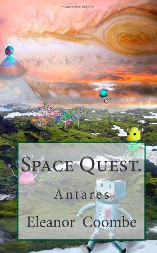 9781481006873: Space Quest. Antares