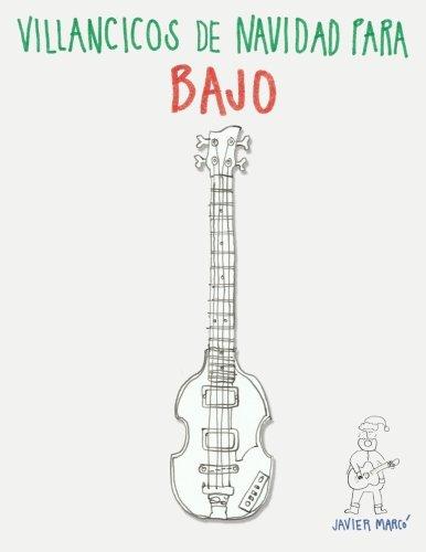 9781481011273: Villancicos de Navidad para Bajo: Canciones en Partitura & Tablatura