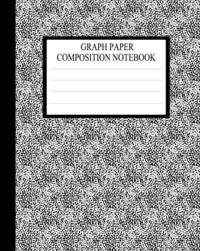 9781481011532: Graph Paper Composition Notebook: Requested By College Students The World Over