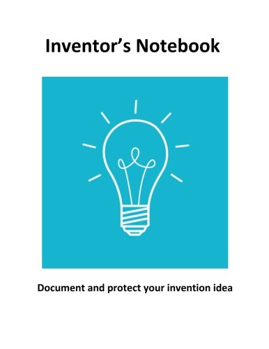 9781481015226: Inventor's Notebook