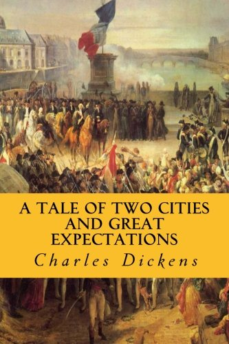 A Tale of Two Cities and Great Expectations: Two Novels (Oprah's Book Club) (9781481020206) by Dickens, Charles