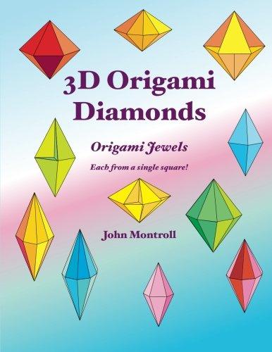 9781481022095: 3D Origami Diamonds