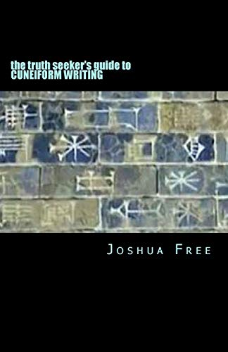9781481030403: The Truth Seeker's Guide to Cuneiform Writing: A Pocket Handbook for the Next Generation