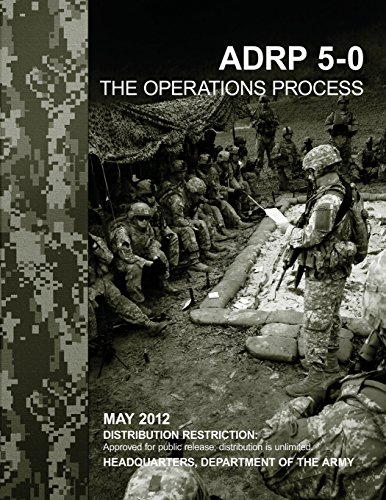 9781481033596: The Operations Process (ADRP 5-0)