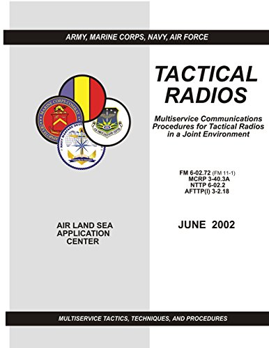 Tactical Radios: Multiservice Communications Procedures for Tactical: Doctrine Command, U.