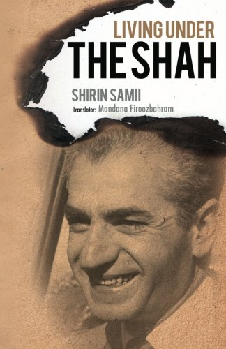 9781481034524: Living under the Shah