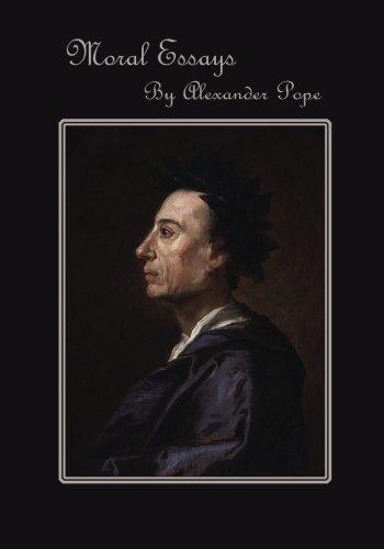 9781481038539: Moral Essays (Large Print)