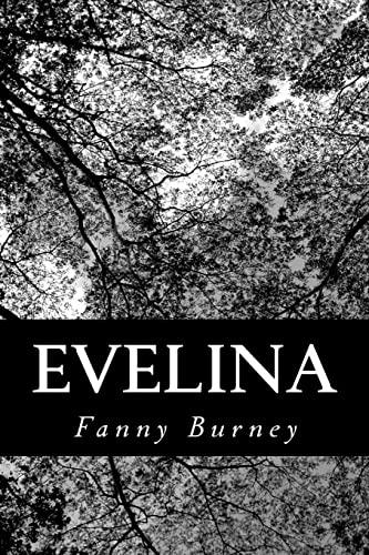 Evelina (9781481044684) by Fanny Burney