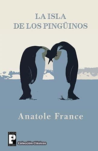 9781481044851: La isla de los pingüinos (Spanish Edition)