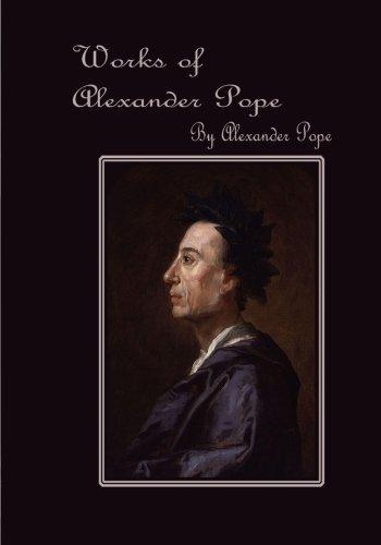 9781481045605: Works of Alexander Pope (Large Print)