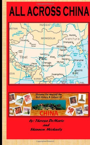 9781481047685: All Across China