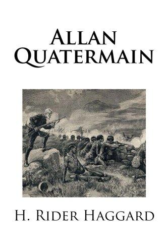 9781481048057: Allan Quatermain
