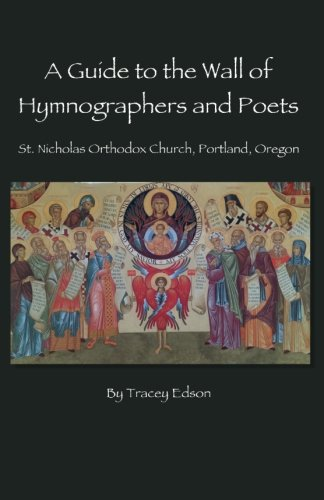 9781481051781: A Guide to the Wall of Hymnographers and Poets