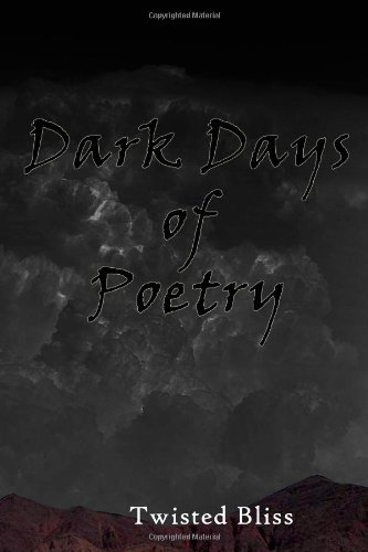 9781481060417: Dark Days of Poetry