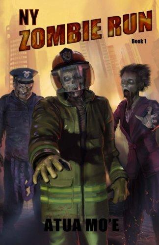 9781481065702: NY Zombie Run