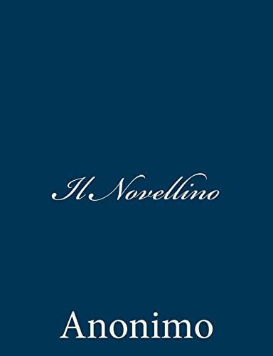9781481078382: Il Novellino (Italian Edition)