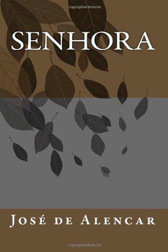 9781481085861: Senhora (Portuguese Edition)