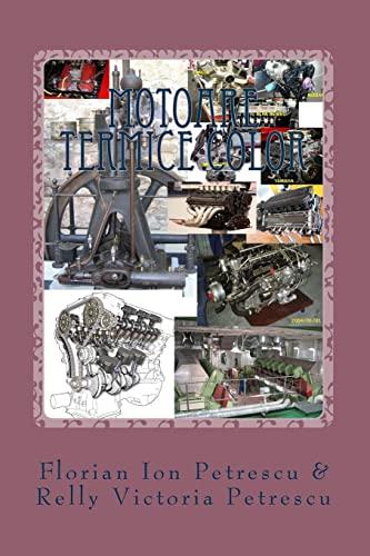 9781481088282: Motoare termice color: Usa 2012 (Romanian Edition)