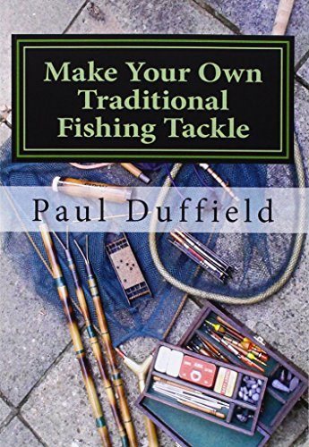 9781481094542: Make Your Own Traditional Fishing Tackle